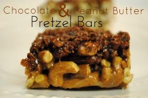 Pretzel Bars Desserts