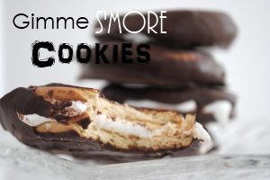 Gimme S'more Cookies