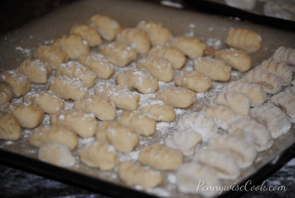 Homemade Instant Potato Gnocchi