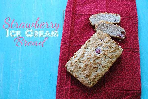 Ice Cream Bread 1 2 Ingredient Ice Cream Bread