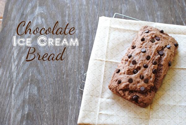 Ice Cream Bread 4 2 Ingredient Ice Cream Bread