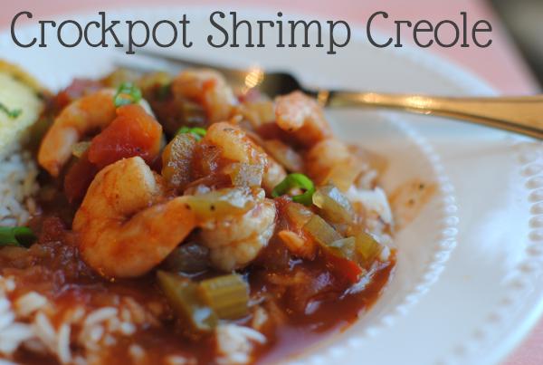 Crockpot Shrimp Creole 2 Crockpot Shrimp Creole