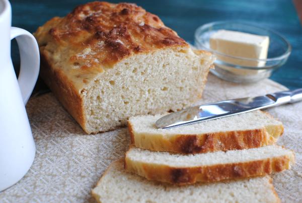 English Muffin Batter Bread 2 English Muffin Batter Bread