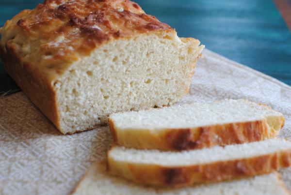 English Muffin Batter Bread 3 English Muffin Batter Bread