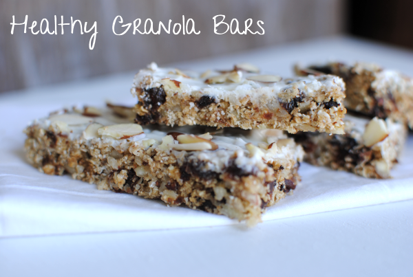 how to make homemade muesli bars