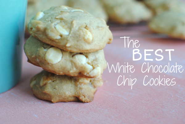 White Chocolate Chip Cookies 1 Pennywise Cook The Best White Chocolate Chip Cookies