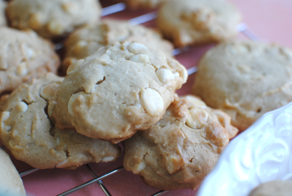 White Chocolate Chip Cookies 2 Pennywise Cook The Best White Chocolate Chip Cookies