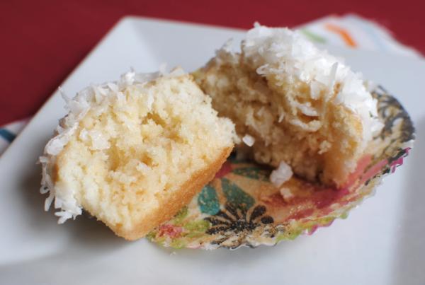 Coconut Poke Cake Coconut Poke Cupcakes