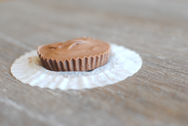 Homemade Peanut Butter Cups 3 CandyBar Week: Homemade Peanut Butter Cups