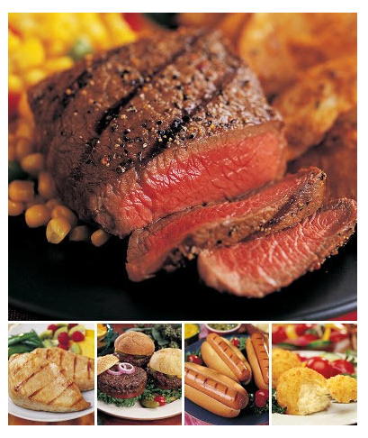 Omaha Steaks 3 Church, Tomatoes, Atlanta, and Giveaway!