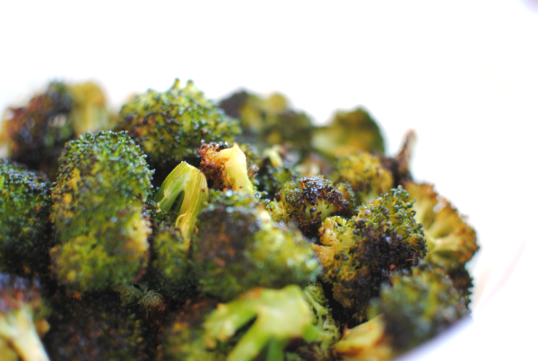 Roasted Broccoli 1 Easy Roasted Broccoli