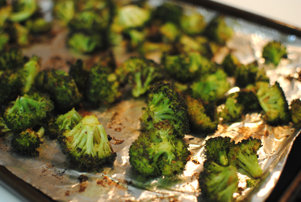Roasted Broccoli 3 Easy Roasted Broccoli