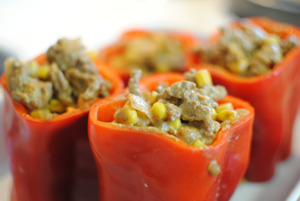Taco Stuffed Peppers 4 Taco Stuffed Peppers