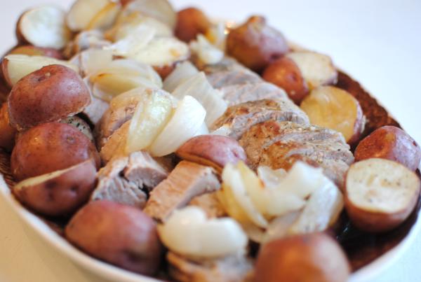 Garlic and Parmesan Stuffed Pork Loin 4 Oven Roasted Pork Tenderloin