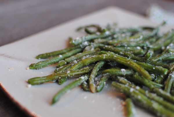 Oven Roasted Green Beans 3 Oven Roasted Green Beans
