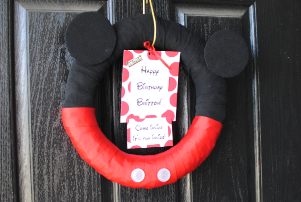Mickey Party 16 Affordable Mickey Mouse Party