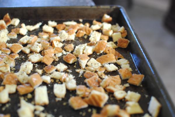 Homemade Croutons 4 Easy Homemade Croutons