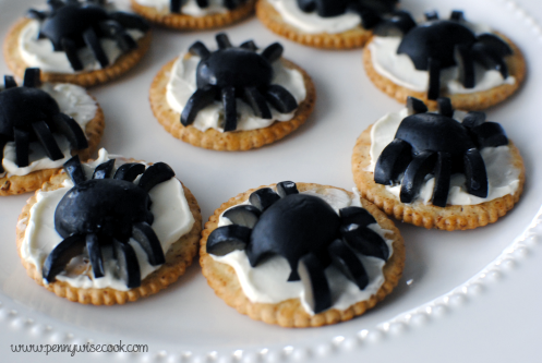 Olive Spiders Fun and Easy Crafts With Olives!
