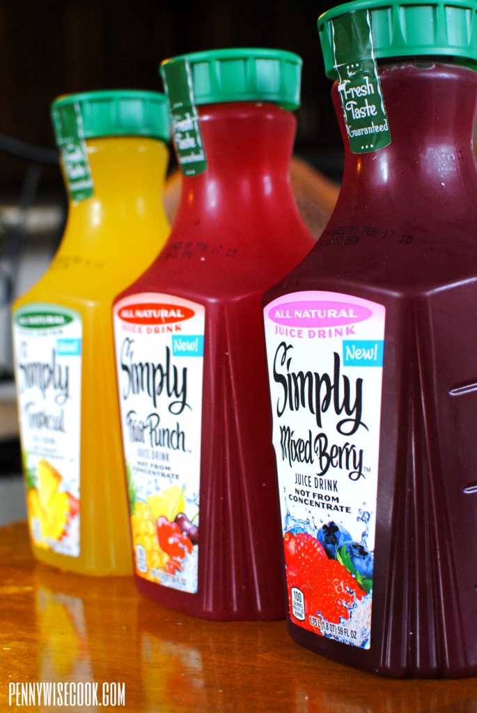 Simply Juice 685x1024 Cake Mix Donuts and NEW Simply Juice Drinks!