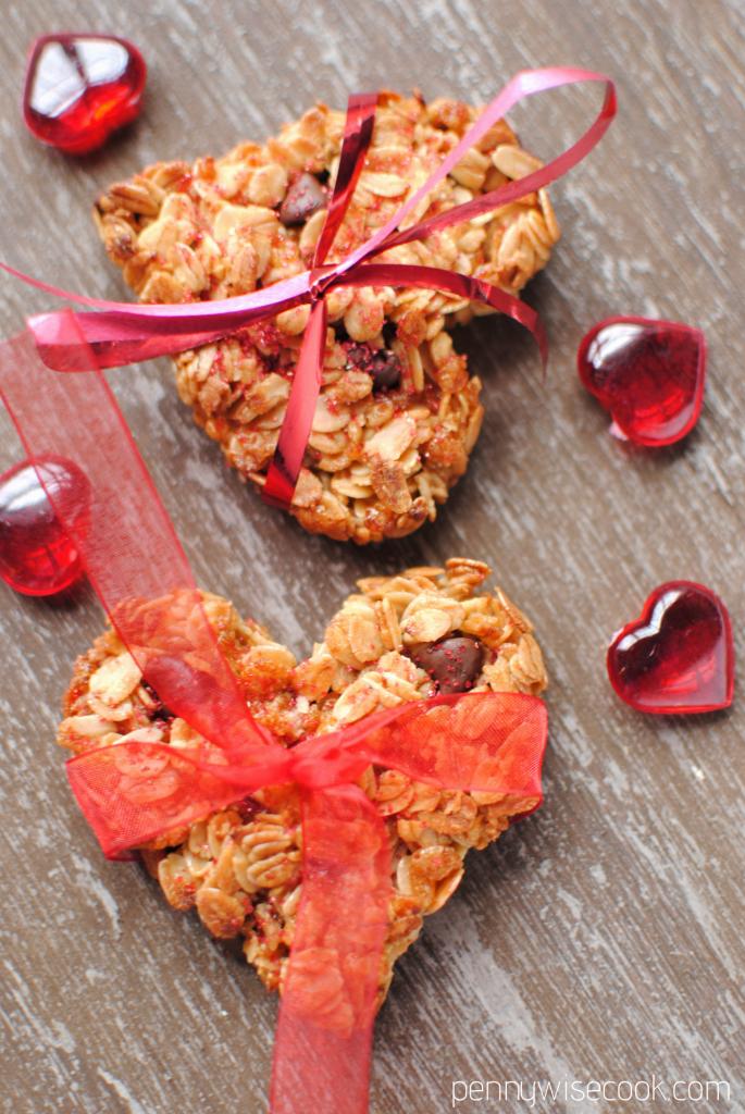 Granola Cookies 10