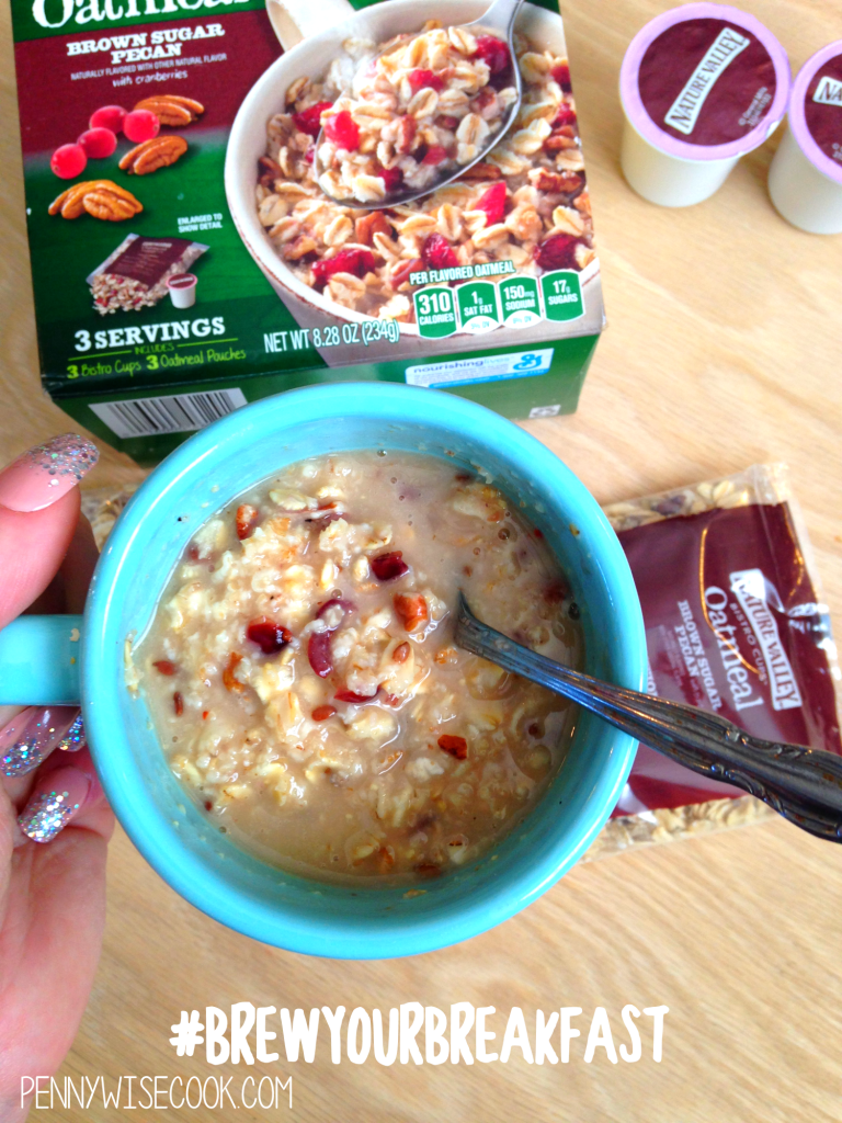 Nature Valley Oatmeal 4